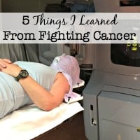 5 Things I Learned From Fighting Cancer