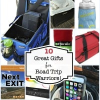 10 Great Gifts for Road Trip Warriors!