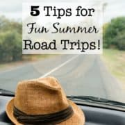 5 Tips for Fun Summer Road Trips Lg Sq