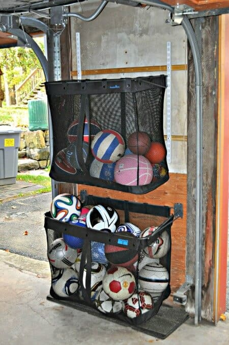 It would be great if our garages were organized, functional, and pretty, right? Here are 12 organized garage ideas to help you achieve it!