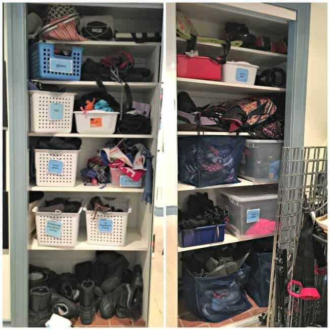 There comes a time when you have to take a new look at how to organize your closets- maybe the purpose for that closet has changed, maybe you've just been adding new items to a closet without eliminating what you no longer need, or maybe you (and your kids!) have gotten into the habit of just stuffing things in and making them fit! Here's how I tackled taking a new look at our closets recently!
