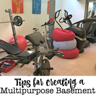 Tips for Creating a Multipurpose Basement