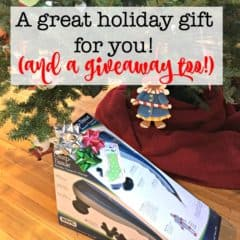 A Great Holiday Gift for YOU! (and a giveaway too!)