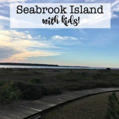 Seabrook Island, SC with Kids!